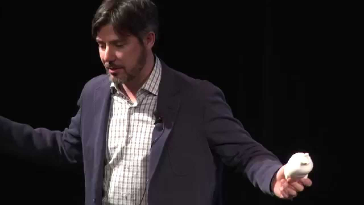 Without a leg to stand on -- 3D printing prosthetics: Matt Ratto at TEDxUofT