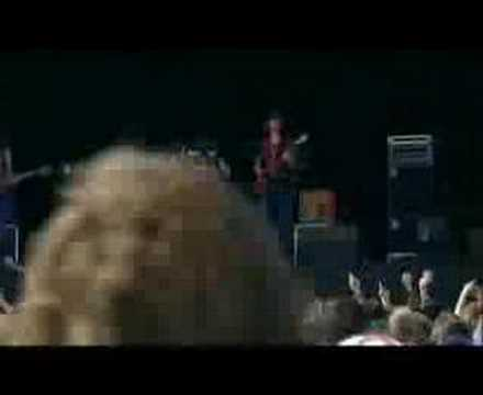 Kings of Leon - Red Morning Light (T in The Park 2003)