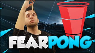 FEAR PONG!!!! Eating Octopus and Jelly Fish