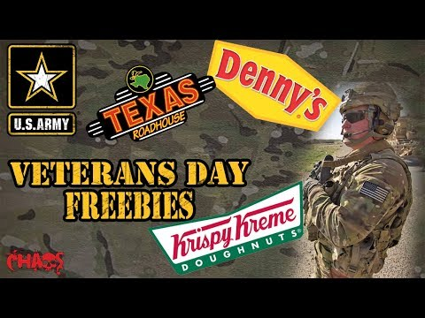 Mel Taylor - Veterans Day Freebies Today!