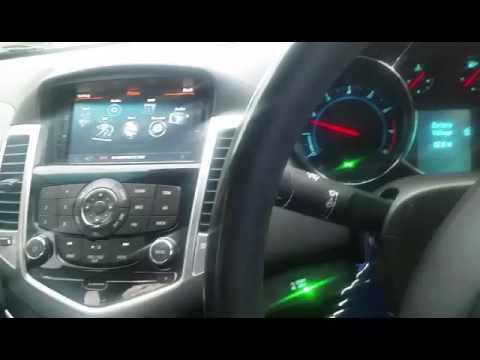Holden cruze electrical problems