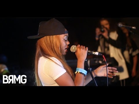 Lady Leshurr - A Lil Bit Of Lesh Party (Performance + Interview) [@LadyLeshurr] | BRMG