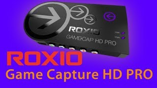 Roxio Game Capture HD Pro 1080p Quality Test
