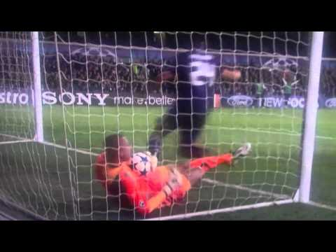 Tottenham - Real Madrid - Gomes with huge mistake - GOAL