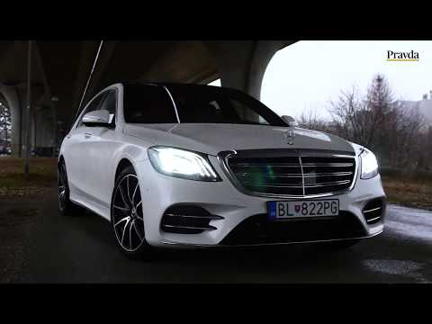 Mercedes S 400d 4MATIC