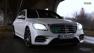Test: Mercedes S 400d 4MATIC