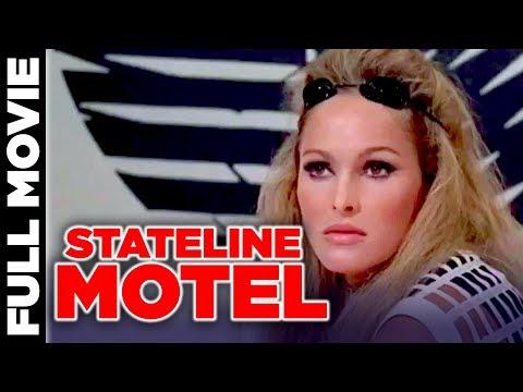 Stateline Motel (1973)   English Crime Drama   Eli Wallach, Ursula Andress