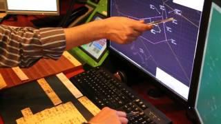 Contrôle aérien en route océanique à Cayenne thumbnail