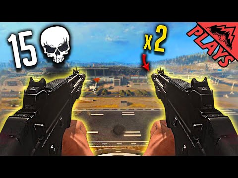 Who Needs a Sniper!? - Warzone Battle Royale