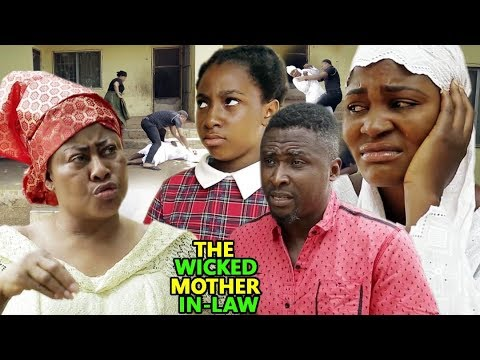 Download The Wicked Mother In-Law 5&6 - Chizzy Alichi 2018 Newest/Latest Nigerian Movie/African Movie Full HD