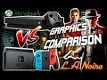 LA Noire Remaster Graphics Comparison - LA Noire Graphics Comparison Xbox One X vs Nintendo Switch