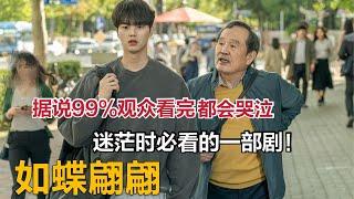 迷茫时最该看的一部韩剧据说99%的人看过后都哭了《如蝶翩翩》大合集