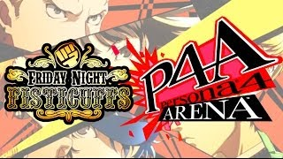Friday Night Fisticuffs - Persona 4 Arena