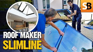 How to Install a Roof Maker Slimline Roof Lantern