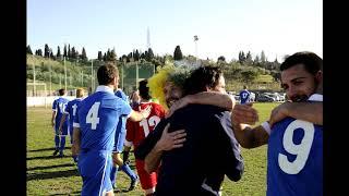 Festeggiamenti scudetto Acciaiolo Calcio