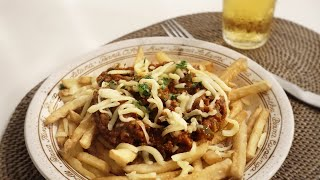 ENG🍟칠리치즈 감자튀김 만들기 ASMR Chilli Cheese French fries Recipe