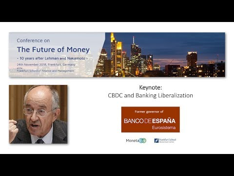 Miguel A. F. Ordóñez - Banking Liberalization Through Central Bank Digital Cash (CBDC) and Vollgeld