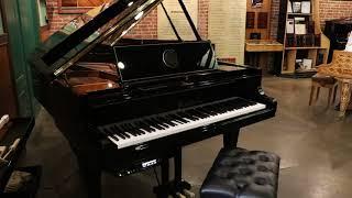 Custom Bosendorfer Oscar Peterson Grand Piano At Classic Pianos Portland