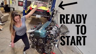 My 2JZ Motor is COMPLETED!