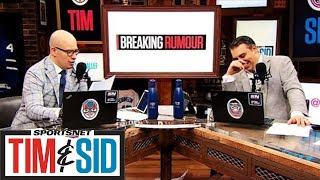 Breaking Down All The Latest Trade Deadline Rumours | Tim And Sid