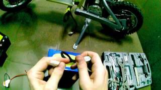 Changing Battery - Razor MX650 Dirt Rocket