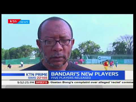 Bandari FC ready to take on big teams in the Kenya Premier League
