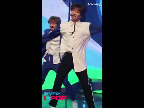 [Fancam/직캠] Jeong Sewoon(정세운) _ YDPP _ LOVE IT LIVE IT _ Simply K-Pop _ 042018