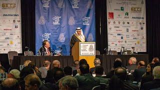 في قلب واشنطن، الأمير تركي الفيصل يُلجم وسائل الإعلام بكل أدب