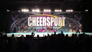 2015 Cheersport Nationals Day 2 - Power Athletics Lady Cats