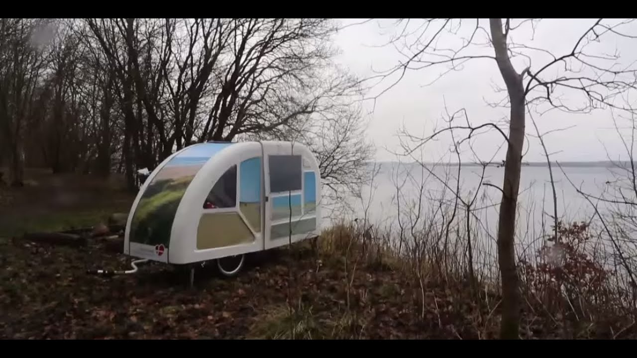 wide path bicycle camper sonderborg denmark 2015 youtube. Black Bedroom Furniture Sets. Home Design Ideas