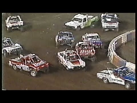 1993 MTEG STADIUM TRUCKS FULL SEASON COMPILATION