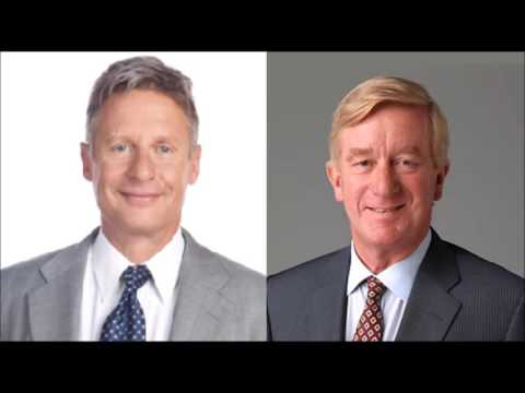 Gov. Gary Johnson & Gov. Bill Weld on the 2nd Amendment