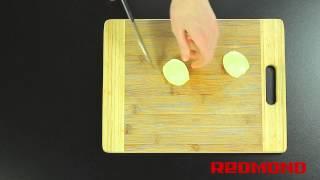 Рис для гарнира в мультиварка REDMOND RMC-M4502