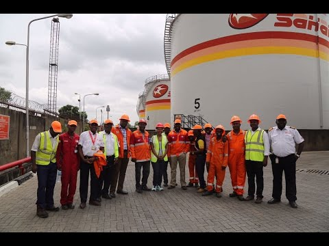 Nikiwe Hears About The Oil & Gas Industry In Nigeria
