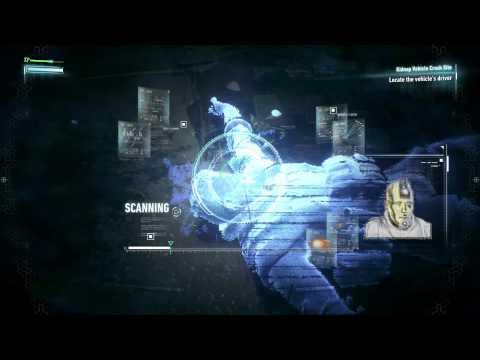 Batman: Arkham Knight [10] Detective Mobile