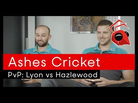 Player vs. Player: Nathan Lyon and Josh Hazlewood