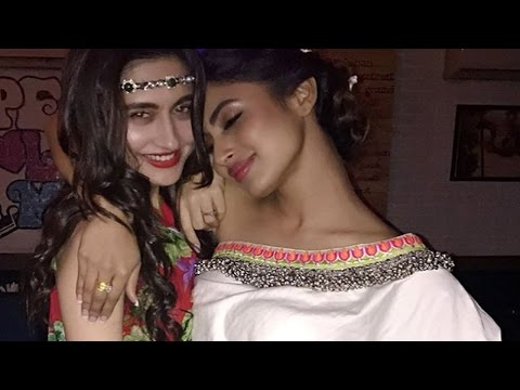 Mouny Roy themed Birthday party is simply amazing | Filmibeat