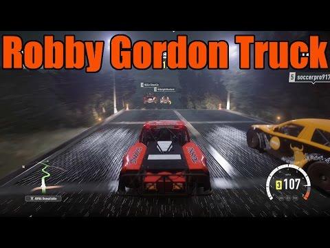 Forza Horizon 2   Storm Island Expansion   Robby Gordon Stadium Truck!