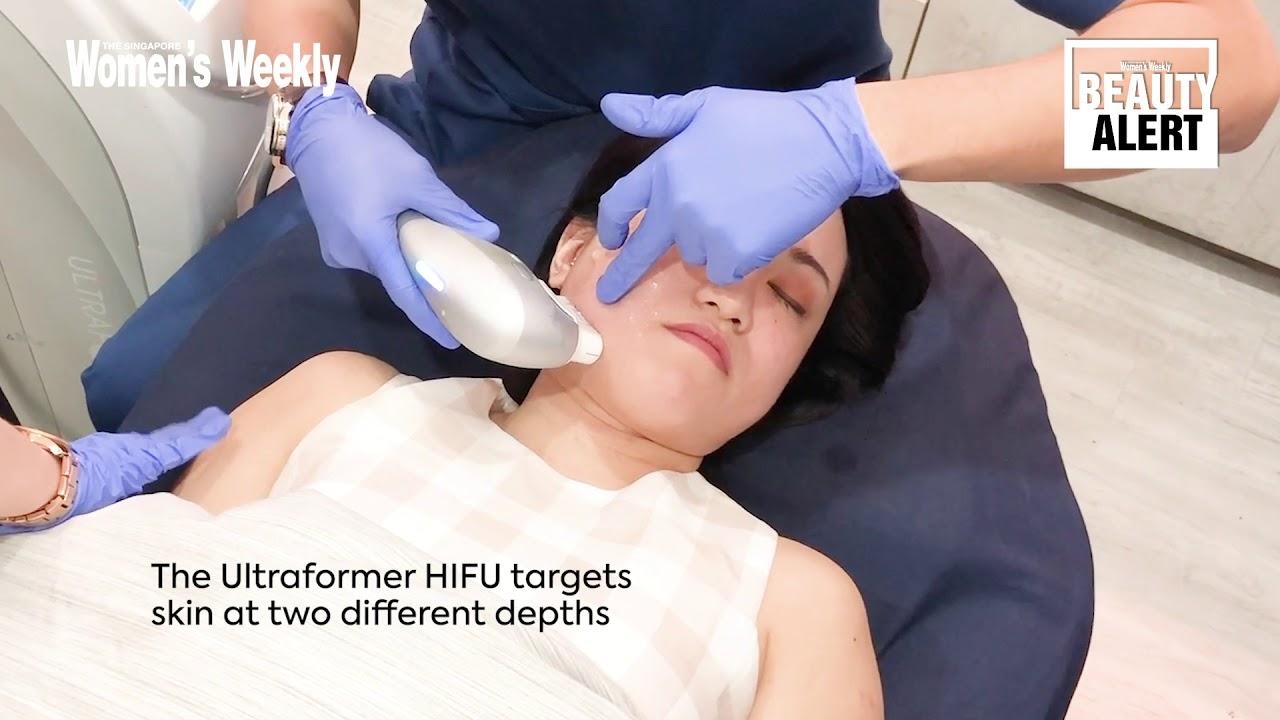 Spa Awards 2018: Best Non-Invasive Facelift (TIE) – Ultraformer HIFU by  Mizu Aesthetic Clinic