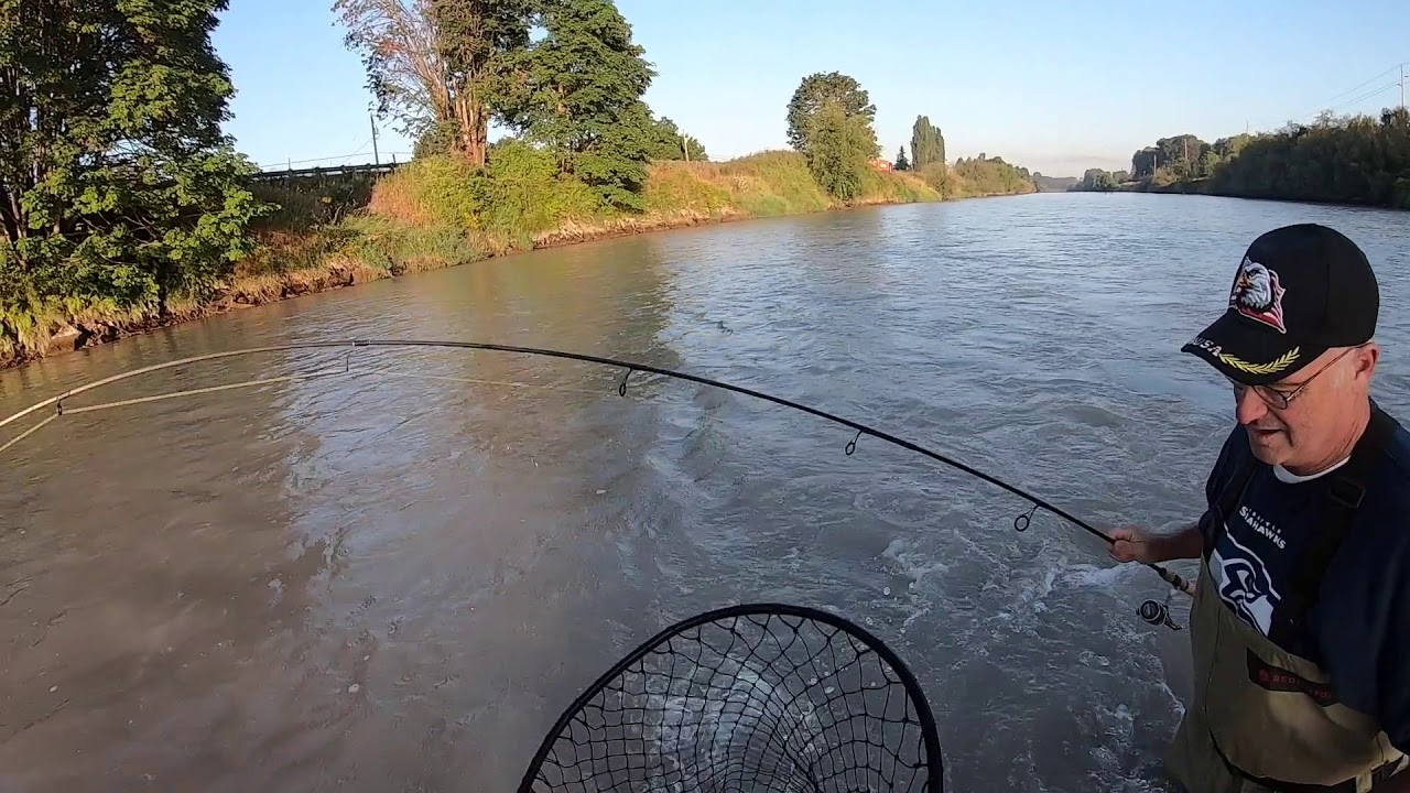 Puyallup River Fishing Video 2019 – Pacific Northwest Best Life