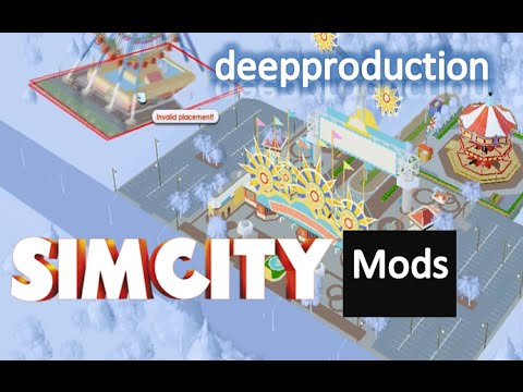 How To Install Simcity 5 Mods