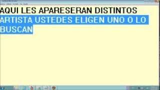 Descargar Musica mp3 TOTALMENTE GRATIS / dilandau