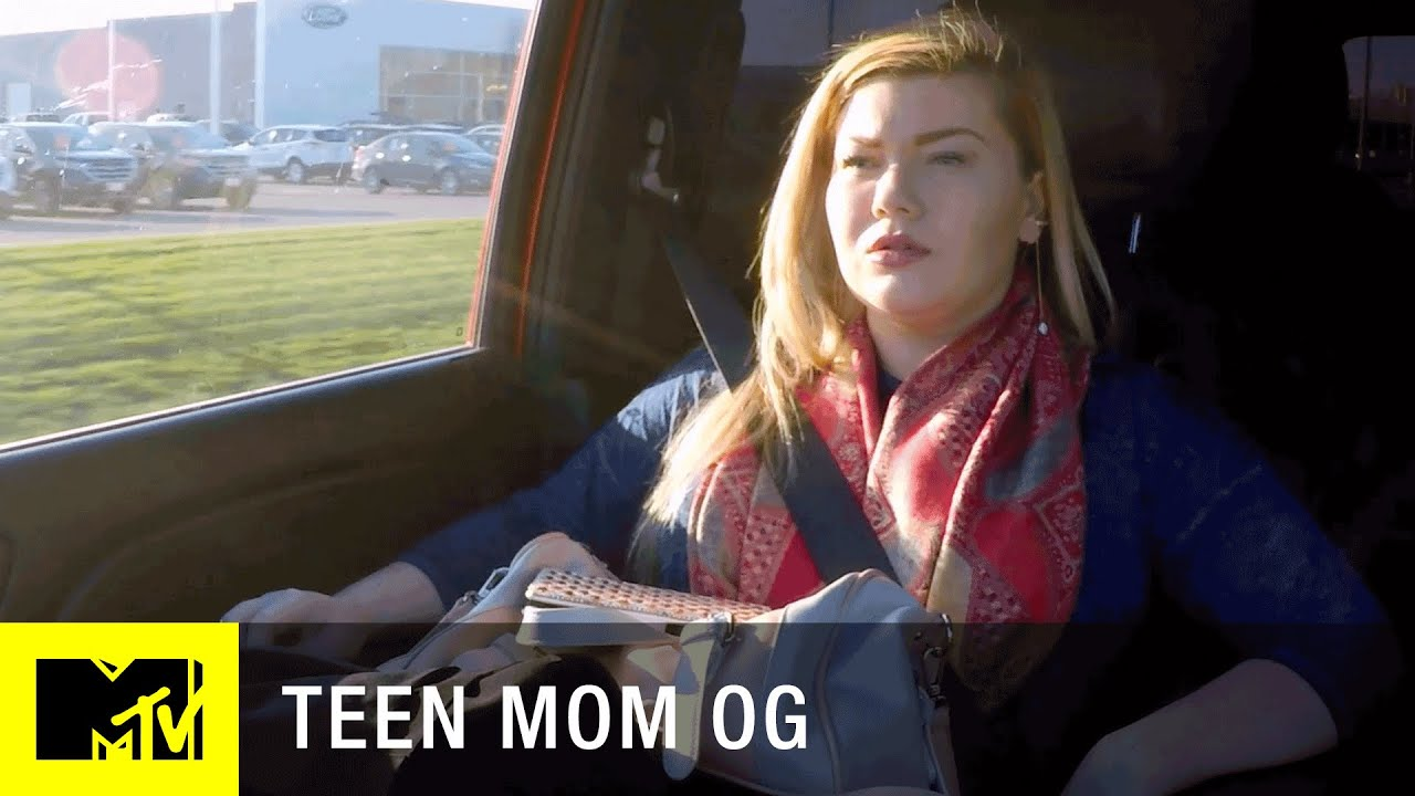 Download 'Leah Thinks Amber Forgot About Her' Sneak Peek   Teen Mom (Season 6)   MTV