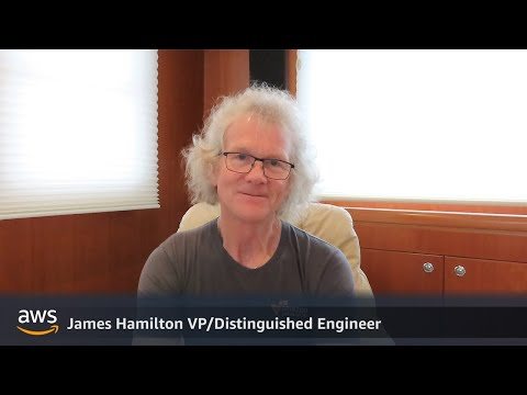 James Hamilton Announces New Amazon EC2, M6g, C6g, and R6g Instances Powered by AWS Graviton2