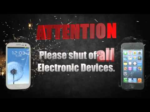 Icon Turn Off Cell Phone Revised - YouTube