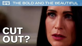 The Bold and the Beautiful / Hope Tells Quinn She's NOT WANTED!