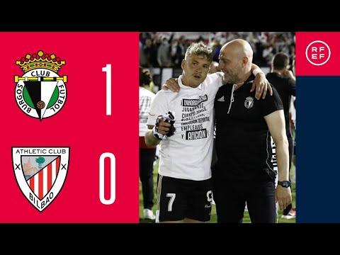 RESUMEN   Burgos CF 1-0 Athletic Club 'B'   Final Play-Off de Ascenso a 2ª División   RFEF