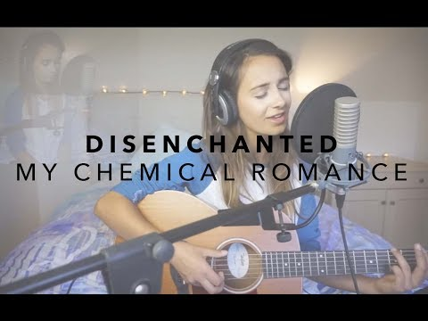Disenchanted - My Chemical Romance - Acoustic Cover | Claudia Stark