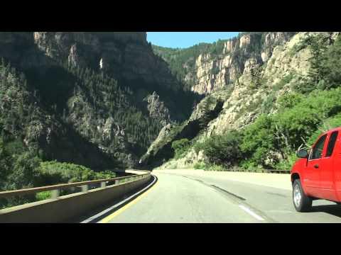 I-70, Colorado Glenwood Canyon