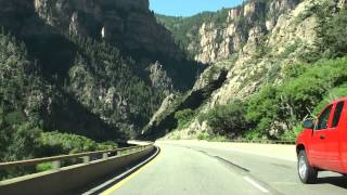 I-70, Colorado Glenwood Canyon